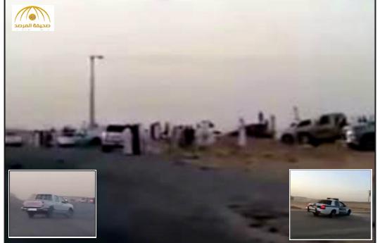 """فيديو يوثق تفاصيل ترصّد قوات الأمن لـ""""الدرباوية"""" ومطاردتهم ومداهمة استراحاتهم"""