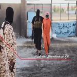 بالصور:داعشي يعدم أخاه بدم بارد