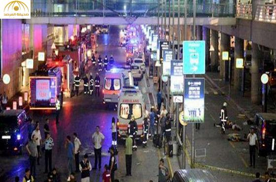 قنصلية المملكة بإسطنبول: وفاة 6 سعوديين و27 إصابة وخمسة مفقودين في تفجيرات مطار أتاتورك