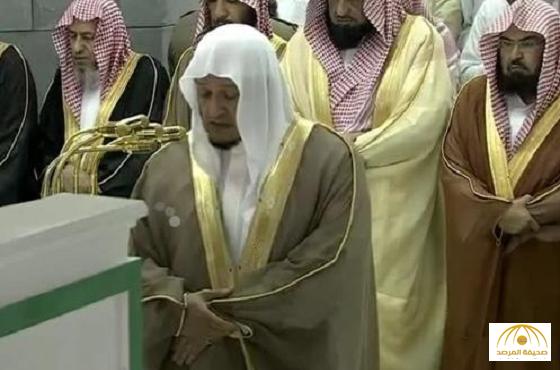 إمام الحرم الجديد يروي كيف وصله التكليف بإمامة الحرم المكي