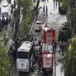 11 قتيلاً وعشرات الجرحى بانفجار وسط مدينة إسطنبول-صور وفيديو