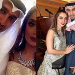 مفاجأة… بلقيس الزوجة الثانية لرجل الأعمال السعودي !