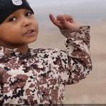 """""""عيسى"""".. طفل داعش الصغير يظهر فجأة في السويد!-فيديو وصور"""