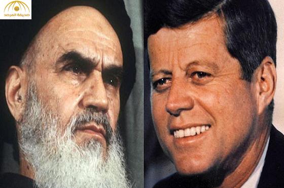 وثائق مسربة تكشف رسائل  بين الرئيس الأميركي الأسبق جون كيندي والخميني