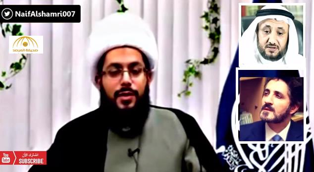 """شاهد: الفوزان يعيد نشر فيديو يكشف رأي الشيعي """"ياسر الحبيب"""" في عدنان إبراهيم"""