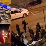 بالفيديو: مقتل 3 إسرائيليين وإصابة آخرين بجروح خطيرة في هجوم تل أبيب