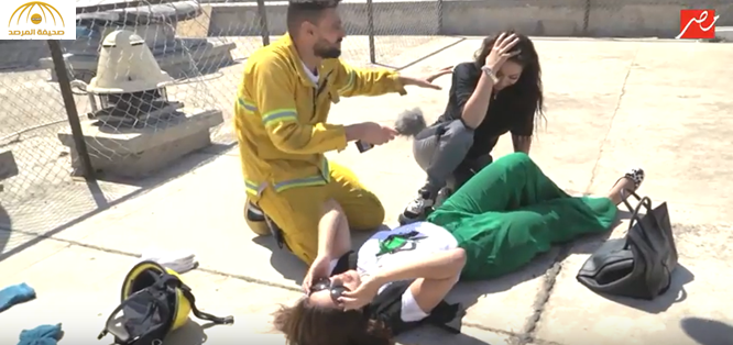 فيديو: شاهد رد فعل لوجين عمران و مهيرة في مقلب رامز جلال
