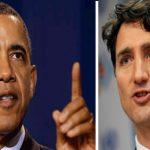 هكذا تحدث أوباما ورئيس وزراء كندا عن شهر رمضان