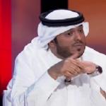 """الإماراتي """"عامر عبدالله"""" يتوقف عن التعليق على مباريات الدوري"""" السعودي"""""""