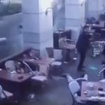 فيديو يظهر اللحظات الأولى لهجوم تل أبيب