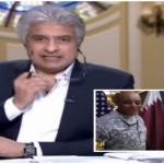 """بالفيديو.. إعلامي مصري يثير ضجة بعد انتقاده موقف الدوحة من """" سخرية"""" جندي أمريكي لعلم قطر"""