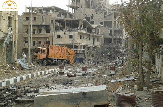 بالفيديو: الطيران الروسي الغاشم  يرتكب  مجزرة  في دير الزور ومقتل 80 مدنيا بينهم نساء وأطفال