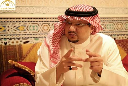 فيصل بن تركي لا يحق له العودة لرئاسة النصر لهذا السبب