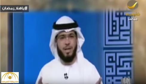 بالفيديو..وسيم يوسف: حذرت من العريفي حرصاً على الأمة.. وأسال الله أن يهديه