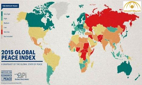 سوريا تتصدر الدول الأخطر في العالم  ــ صورة