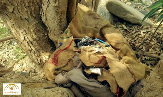 بالصور : حيلة الحوثيين الجديدة لقتل أفراد حرس الحدود