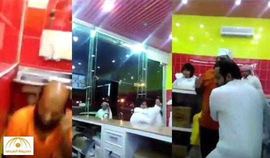 قاتل عامل مطعم بالأفلاج يسلم نفسه للجهات الأمنية