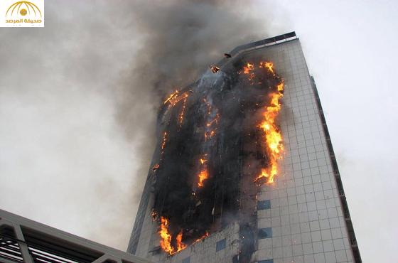 """الدفاع المدني """"الكلادينج"""" غير مطابق للمعايير بواجهات المباني والسبب!"""