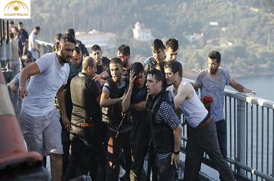 مقتل 90 شخصاً وجرح 1154  واعتقال 1563 حصيلة  انقلاب تركيا الفاشل