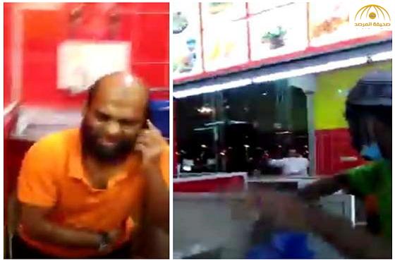 ضبط كل مُطلقي العبارات العنصرية بعد مقتل عامل مطعم الأفلاج