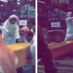 بالفيديو: وصول جثامين السعوديين الثلاثة ضحايا التفجير الإرهابي في مطار إسطنبول