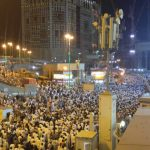 طوارئ «صحة مكة» تباشر 18 حالة تدافع في منطقة الحرم