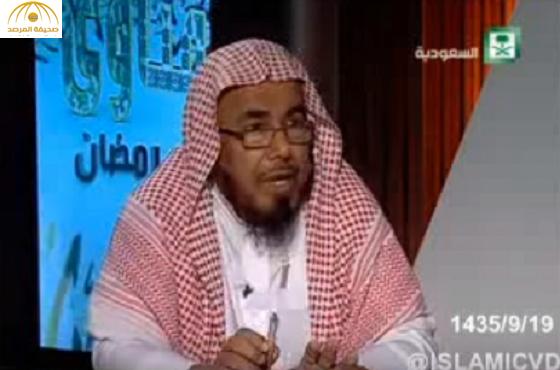 بالفيديو..الشيخ المطلق: الفقراء يبيعون زكاة الفطر للحصول على المال!