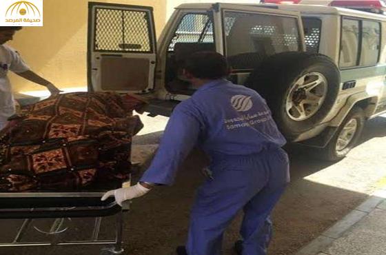 """""""مرور شقراء"""" ينقل جثمان متوفى بدورية للمرور بعد رفض الهلال الأحمر الحضور -صورة"""
