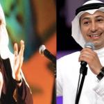 عبدالله رشاد وطلال سلامة في حفل غنائي بمهرجان أبها