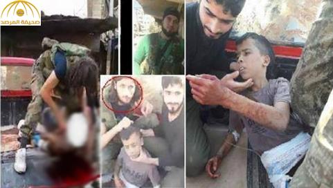 "تداول فيديو لـ ""ذبح"" طفل بعد أسره على يد فصيل سوري معارض"