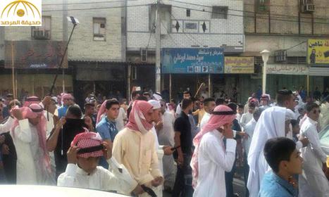 هتافات مؤيدة للسعودية تغضب طهران مرة أخرى ــ صور