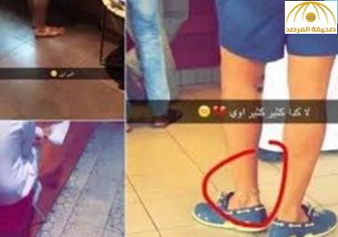 صور لشباب يرتدون الخلخال تثير سخط السعوديين