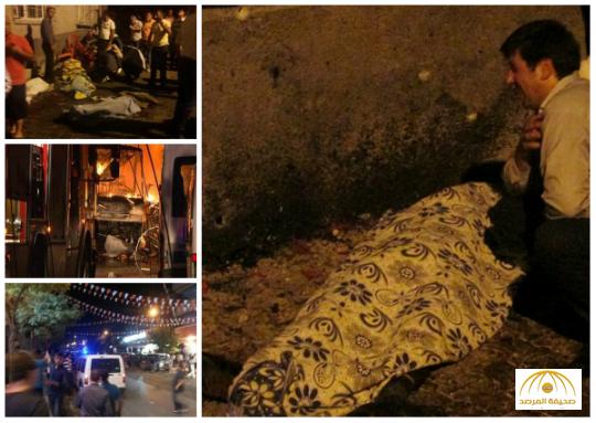 منفِّذ تفجير زفاف غازي عنتاب التركية انتحاري عمره 14 عاما – فيديو