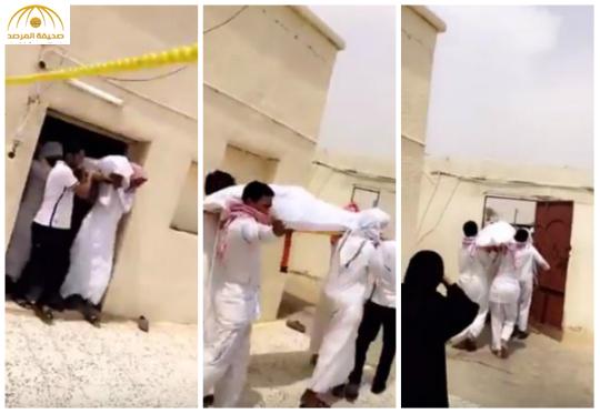 بالفيديو: وداع جثمان الشهيد الجندي ماجد حيدر بالزغاريد