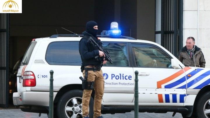 """بلجيكا: مقتل شخص هاجم شرطيتين بساطور وهتف """"الله أكبر"""""""