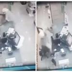"""القبض على 4 سعوديين سطوا على صيدليات بــ""""السواطير""""-فيديو"""