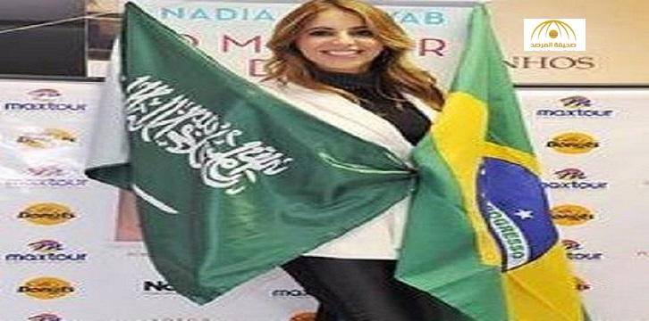 بالصور: كاتبة برازيلية تؤلف كتاب عن أسلوب الحياة في المملكة بعد إقامتها في الشرقية