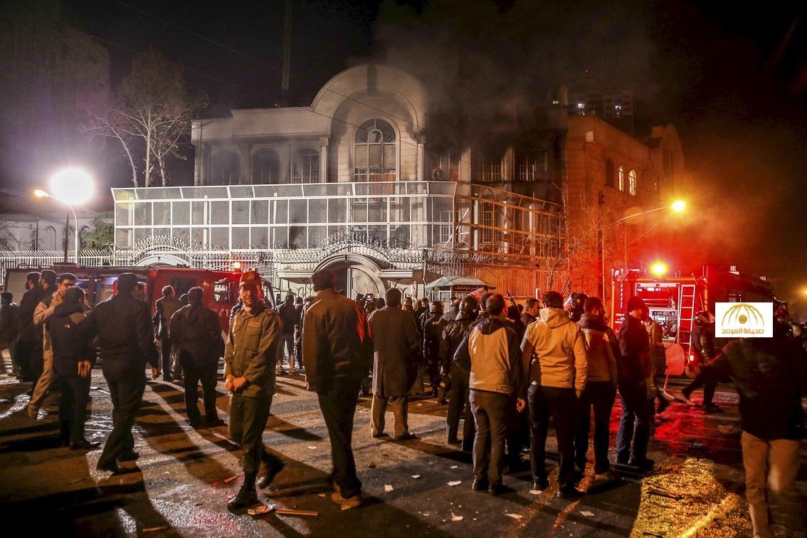"""مدبّر اقتحام سفارة السعودية يكشف في اعترافات خطيرة: """"روحاني"""" متورّط في الحادثة"""