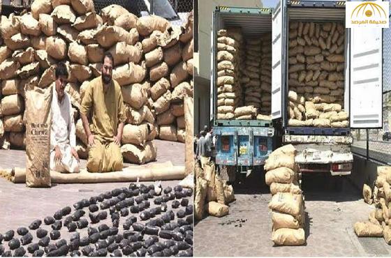 """الإطاحة """"بعصابة الـ 1.5 مليون حبة كبتاجون"""".. فحم من أوكرانيا للسعودية والفخّ بالكويت-صور"""