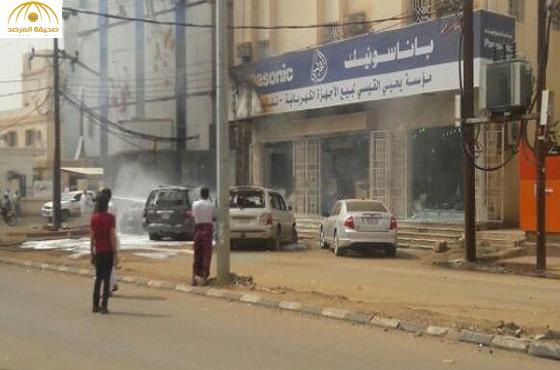 إصابة 5 مقيمين جراء سقوط قذيفتين على صامطة