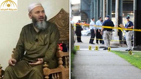 بالصور: مظاهرة غاضبة في نيويورك على خلفية مقتل إمام مسجد ومساعده