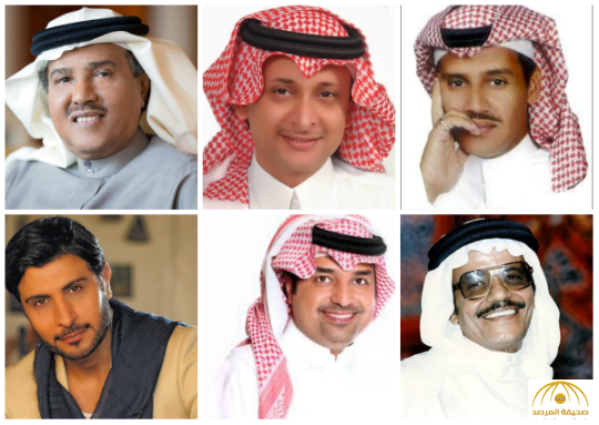 فنانون سعوديون انفصلوا عن زوجاتهم