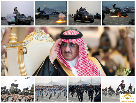 """شاهد: 28 صورة لحفل استعراض قوات أمن الحج بعدسة  """"واس"""""""