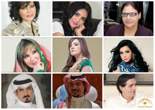 بالصور : تعرف على الجنسية الحقيقة لهؤلاء الممثلين الخليجيين  !