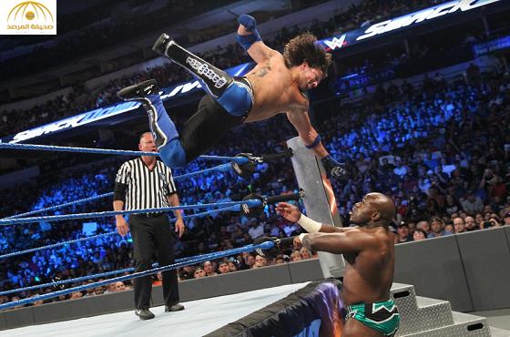 العروض الحيّة للمصارعة الحرة WWE Live تعود الى المملكة-صور