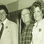 المرأة التي تتهم بيل كلينتون باغتصابها تظهر مجددًا