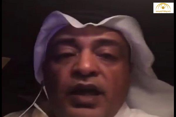 شاهد .. الفراج يصرخ : والله عيب عليك يا أمين جدة..لكن أناشدك يابو بندر تسنّعهم!