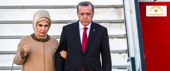 كيف رد أردوغان على زج محكمة أميركية باسم زوجته في قضية فساد ؟