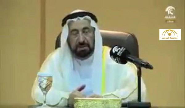 فيديو: حاكم الشارقة يعلن صرف راتب ومنزل لكل إمام مسجد والتكفل بتعليم أبنائهم