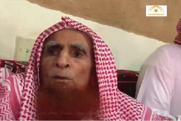 فيديو: القشعمي يروي تفاصيل قصة معركة جراب..وكيف نجا الملك عبدالعزيز من الغدر!